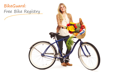 BikeGuard Free Bike Registry