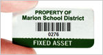 Fixed Asset Tags