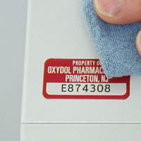 Add a Suffix or Prefix to Your Barcode Asset Label or Fixed Asset Label