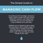 New guide to managing cash flow