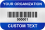 Asset Identification Barcode Labels for Your Bicycle