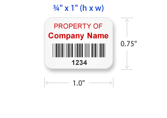 Print Barcode Labels For Free - Printable Barcode Labels